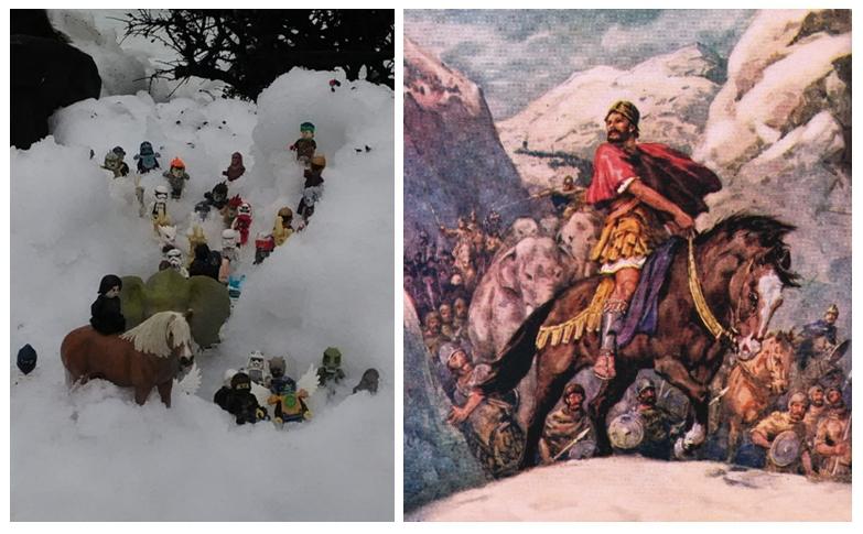 9-JH-Hannibal-Ueberquerung-der-Alpen