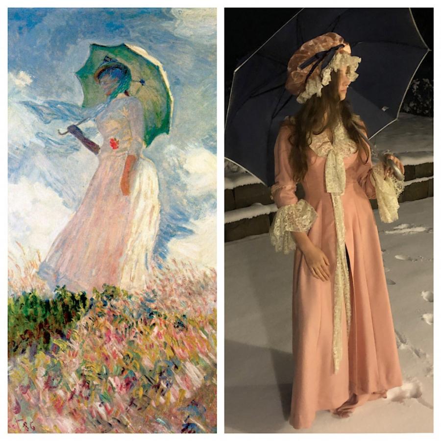9-MA-Claude-Monet-Frau-mit-Sonnenschirm